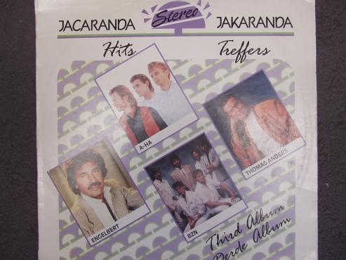 Jacaranda Hits - Record - LP