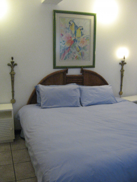 Lazy days on St Mikes beach – self-catering holiday accommodation - 1 bedroom holiday flat sleeps 2 to 4