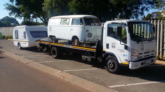 Classic Car Transport Gauteng to Bloemfontein.