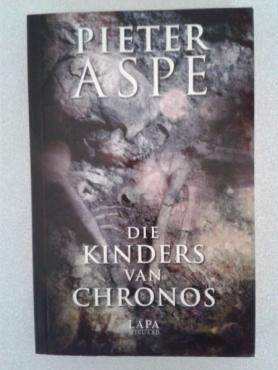 Die Kinders Van Chronos - Pieter Aspe.