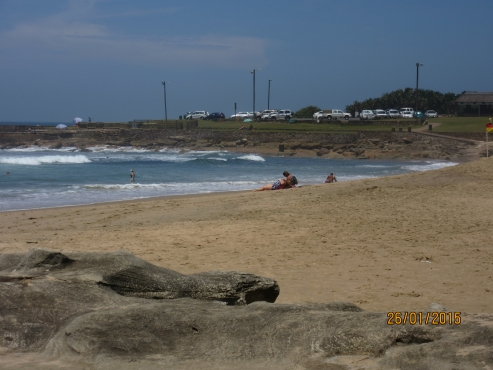 Enjoy the peace of an OOS beach holiday special tariff 1 bedroom flats - Stay 7 nights pay for 5