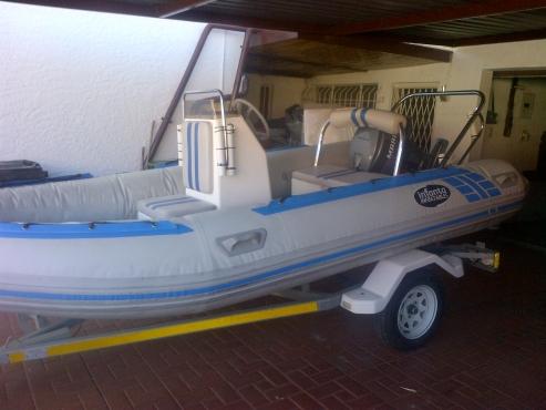 Infanta Boat
