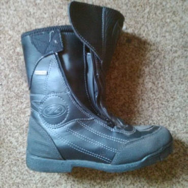 2018 Motorcycle Gear  Boots