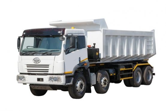 Special, Brand new FAW 35.340 FD 15 cube 8x4 Tipper Complete