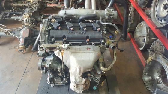Nissan X-Trail QR20 Engine for sale | Junk Mail