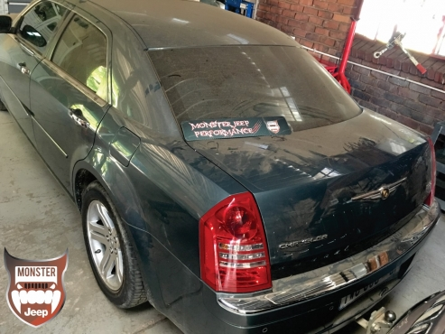 Chrysler 300C Stripping for spares