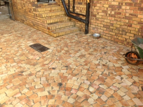 Quality cheap paving installed