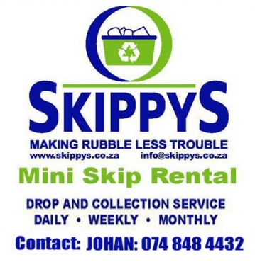 SKIPPYS MINI SKIP HIRE