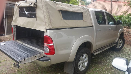 Canvas Bakkie Canopies and Canvas Seat Covers & Canvas Bakkie Canopies and Canvas Seat Covers | Junk Mail