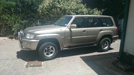 2005 Nissan Patrol 4.8 GL