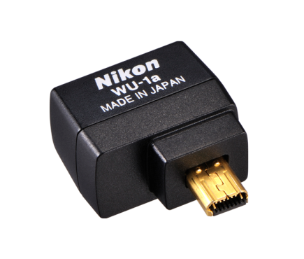 Nikon WU-1a Wireless Adapter - Brand New - Original