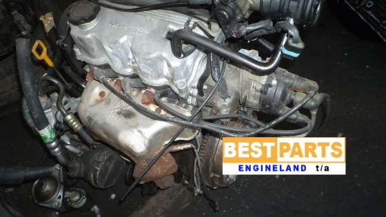 Daewoo Matiz Engine F8CV Engine F8CV Gearbox Matiz Spares Available