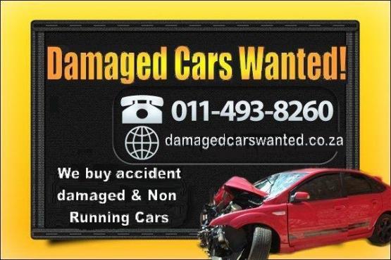 We Buy Damaged BMW's