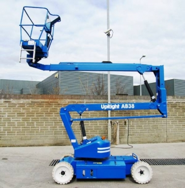 Total Access Rental & Sales of Cherry Picker: JLG, Genie, Upright, Skyjack and Nifty