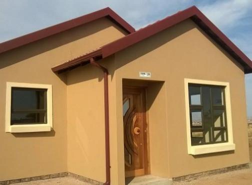 New house in soshanguve for sale