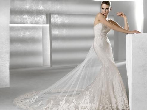 Pronovias La Sposa Denia Wedding Dress for sale
