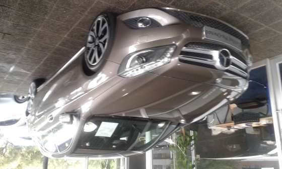 2014 Mercedes Benz A