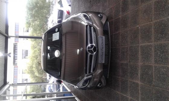 2014 Mercedes Benz A220 CDi