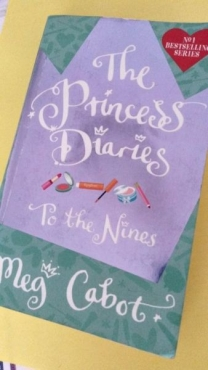 The Princess Diaries - To the Nines – Meg Cabot.