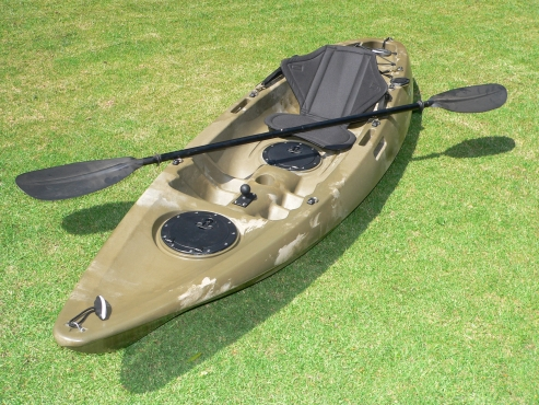 Pioneer Kayak, Single seat with accessories, BRAND NEW summer stock is here!