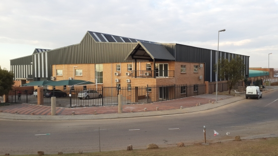 Warehouse/Factory/Offices TO LET: