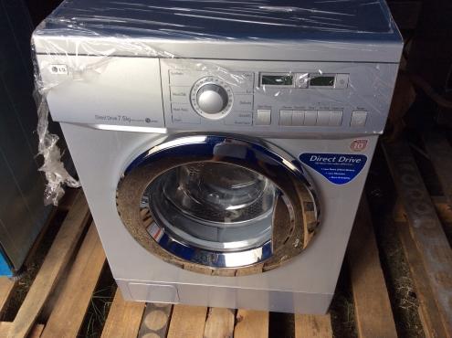 LG brand new washing machine