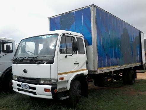 Nissan UD 80 - A520