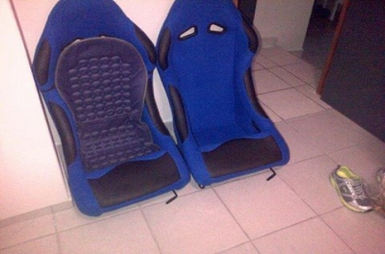 Bucket seats te koop