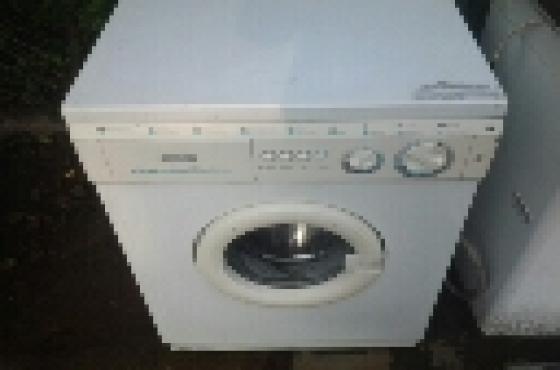defy front loader washing machine 5kg