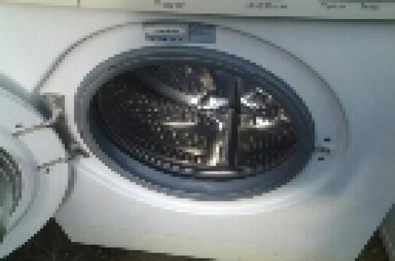 LG front loader washing machine 6kg