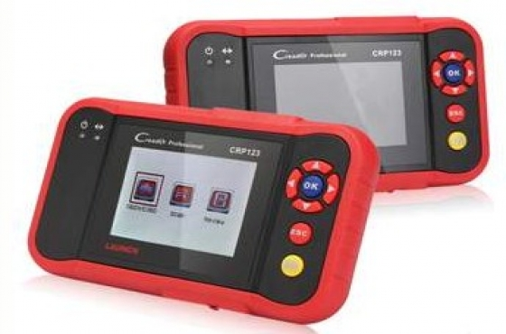 Launch diagnostic scan tool CP123