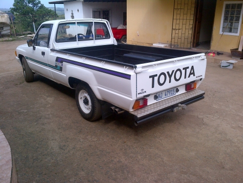 1994 toyota hilux for sale junk mail. Black Bedroom Furniture Sets. Home Design Ideas