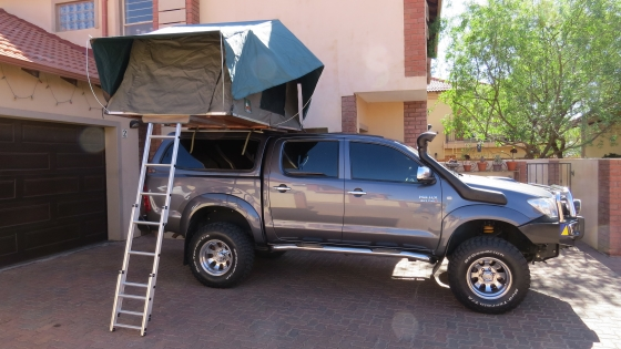 Rooftop Tent Special & Rooftop Tent Special | Junk Mail