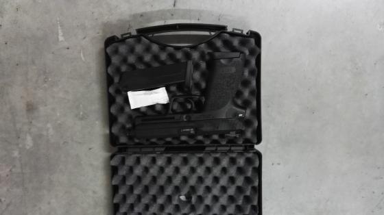 Heckler&Koch USP Tactical 45ACP