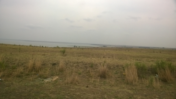 Plot in Oranjeville with a view of Vaaldam
