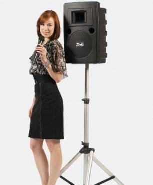 Hire a PA system from R450 weekend