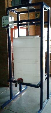 500 liter liquid mixer
