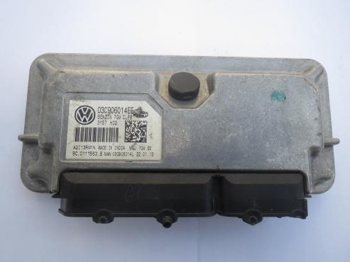 Computer Box - Polo Vivo