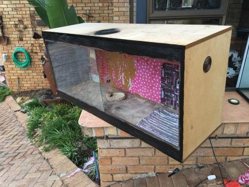 Reptile cage for sale