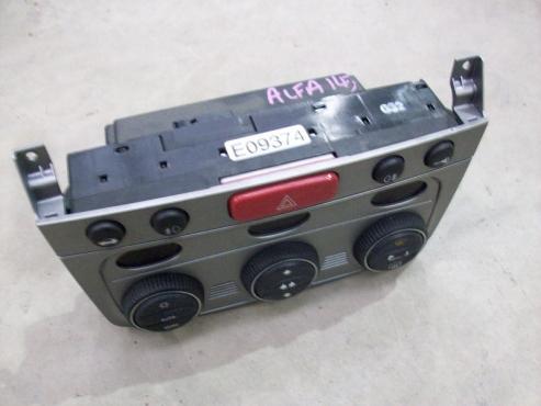 Alfa romeo 147/ 156 heater control/ aircon switch for sale  Contact 0764278509 whatsapp  0764278509