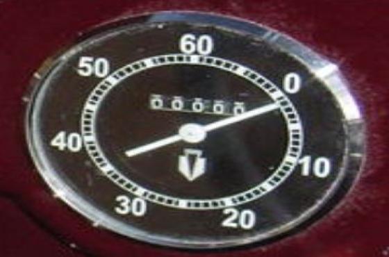 Wanted: DKW F-8 speedo.