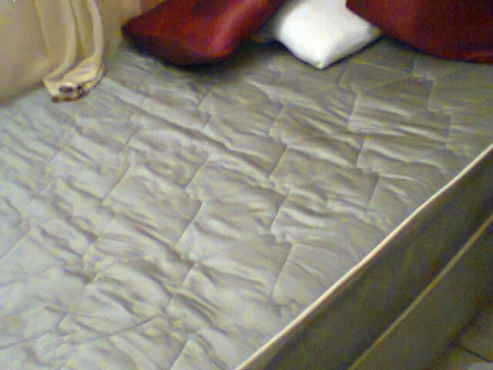 Bed,Mattress and 2  big pillows for  urgent sales. In great condition