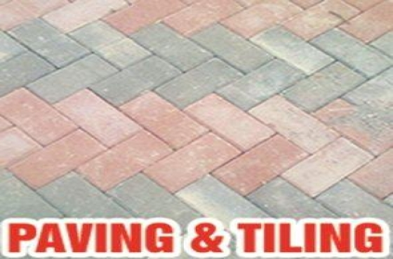 John Quick And Nice Paving and Tiling