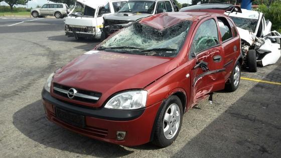 Stripping 2006 Opel