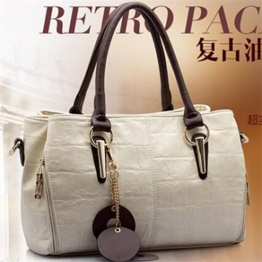 Genuine Leather Handbags For