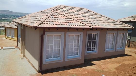 New Mamelodi Houses In A Tuscan Estate Pretoria Junk Mail