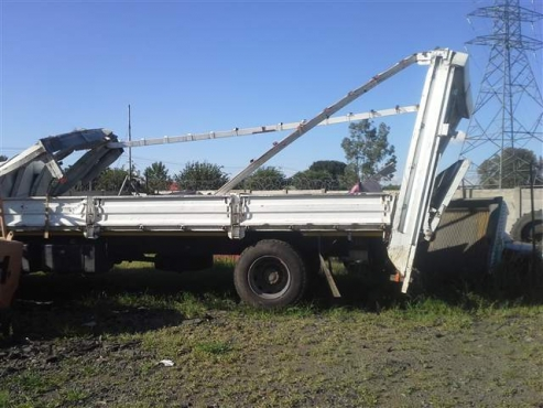 Isuzu FTR 850 Smoother Trucks (2012) x 2 - Stripping 4 spares only