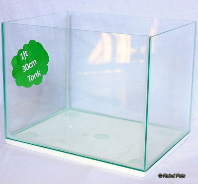 NEW Fish tank 30cm (Tank only)