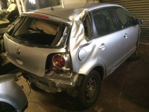 Polo Vivo Hatchback Stripping For Spares