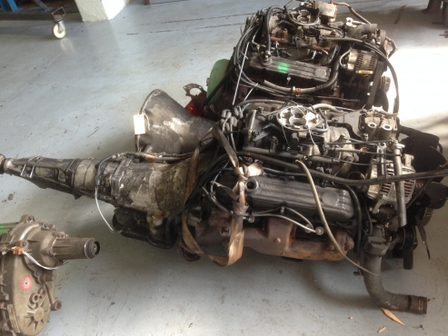 V8 Engines Chev Ford And Chrysler Junk Mail
